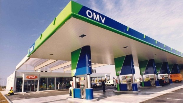 Casier Gastro Shop OMV Colentina